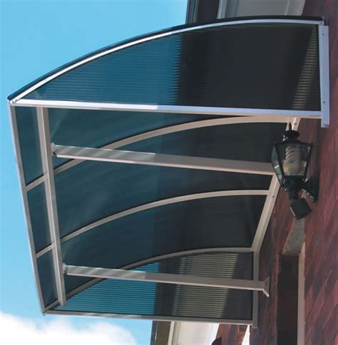 Bullnose Awning by Polycarbonate Patio Covers And Awnings Undercover Blinds