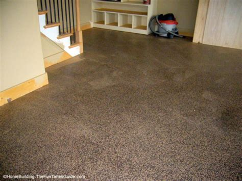 How To Apply A Garage Floor Coating In Your Home   The