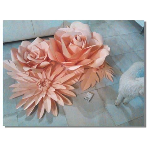 fiori di carta crespa giganti i miei fiori di carta fiori di carta giganti fiori di