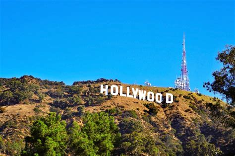 hollywood sign visit famous us landmarks you don t want to miss the vacation