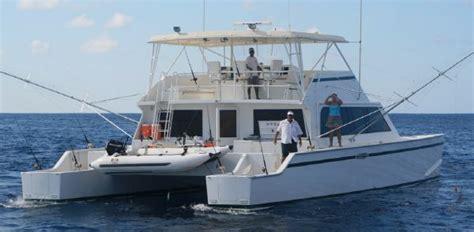 northwest offshore boats 1998 mick jarrod powercat sportfisher dive boat north