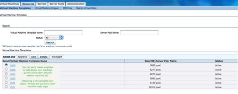 tutorial oracle vm manager oracle vm manager