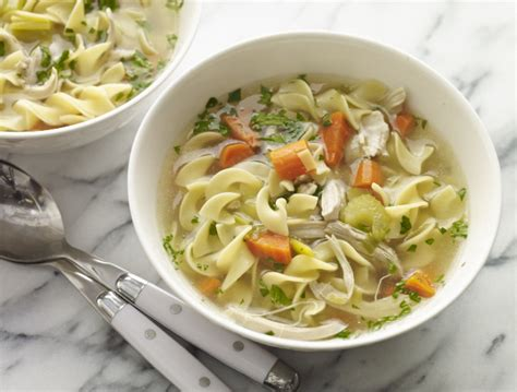 chicken noodle soup recipe above beyondabove beyond
