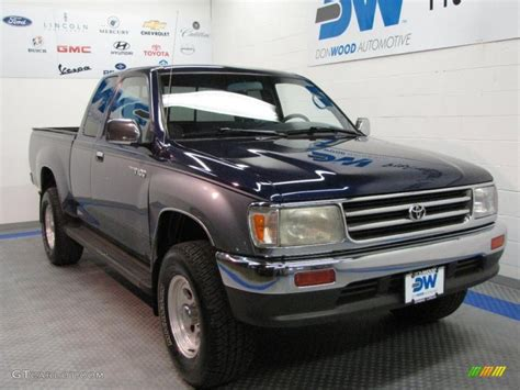 1998 Toyota T100 1998 Toyota T100 Information And Photos Momentcar