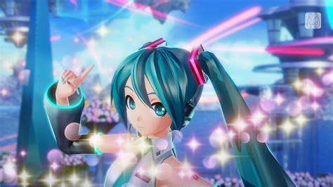 Hatsune Miku 20 project x adds quot the world quot and quot in