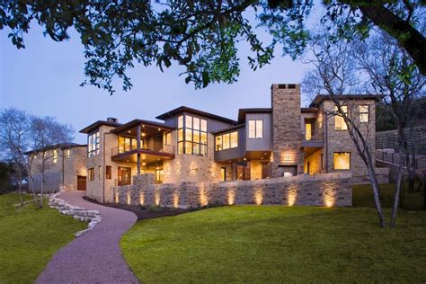 texas home design world of architecture westlake drive contemporary luxury