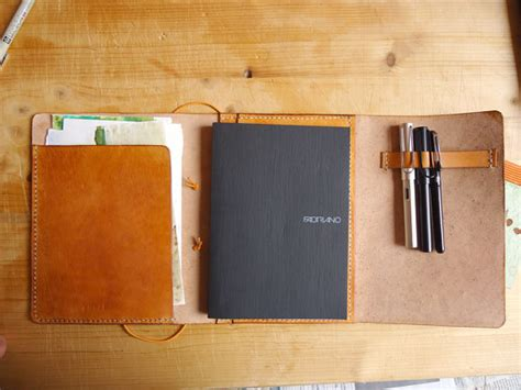 sketch book leather cover items similar to leather travel notebook sketchbook or