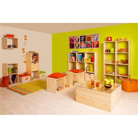 etagere 9 cases but etag 232 re cube modulo 9 cases pin massif meubles en pin