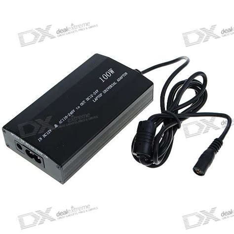 Adaptor Notebook Acdc 100w buy 100w universal ac power adapter for laptop with 8