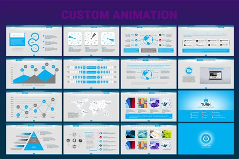 Animated Business Powerpoint Template 66991 Powerpoint Presentation Templates With Animation