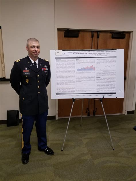 Mha Mba by Army Baylor Mha Mba Showcases Research At 2016 Amedd