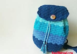 Baby Bag Tas Ransel Line Moon rajutmerajut every crochet is made with page 4