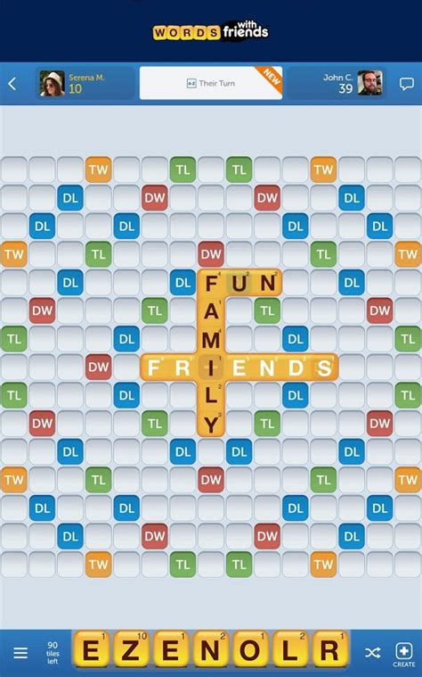 is iz a word in scrabble words with friends