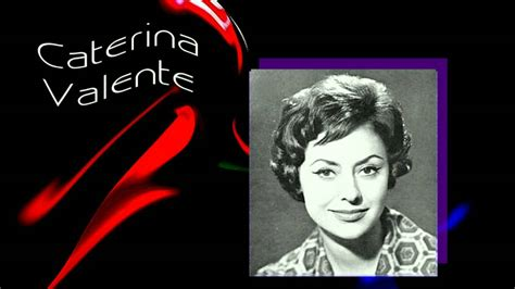 caterina valente till caterina valente till the end of time with werner