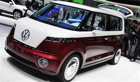 Volkswagen 2019 Electric by Volkswagen Un Combi 233 Lectrique Pour 2019