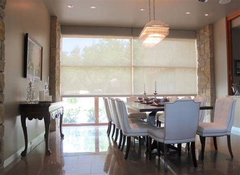 modern window coverings for large windows 25 best ideas about contemporary roller blinds on