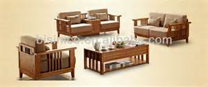 Western Couches Living Room Furniture by Morden Sof 225 De Madera Con Amor Coj 237 N Del Asiento Completo