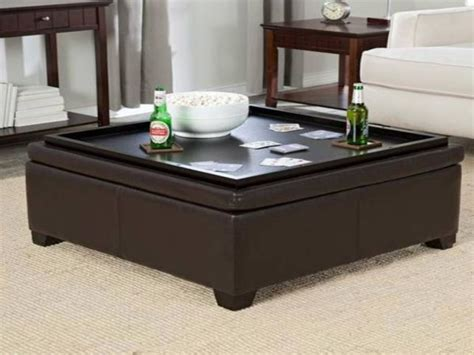 coffee tables with storage ottomans coffee table tiny square ottoman coffee table square