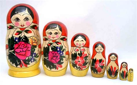 pics for gt russian nesting dolls open