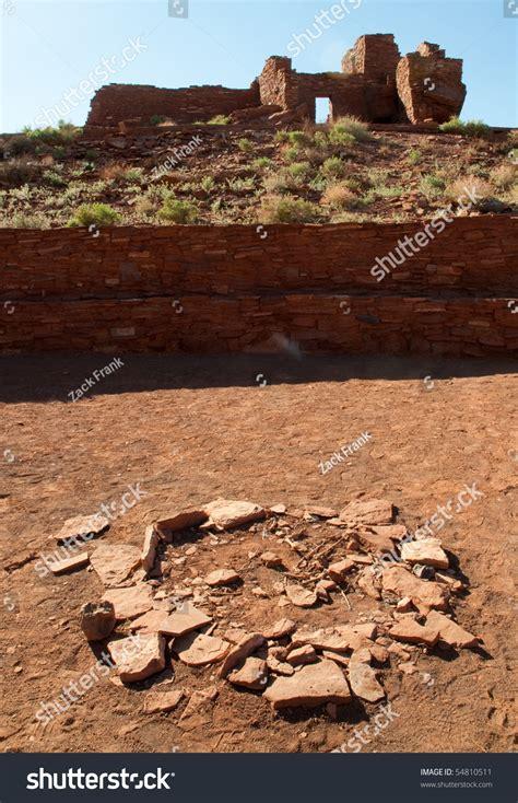 indian pit wupatki pueblo and pit american indian ruins