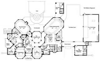 House Plans Southern Living Chateau Beaujolais 4429 5 Bedrooms And 5 Baths The