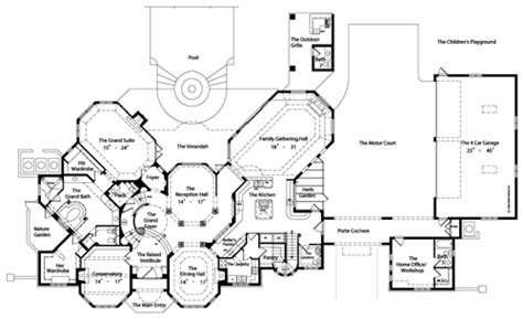 Chateau Plans by 17 Best 1000 Ideas About House Plans On