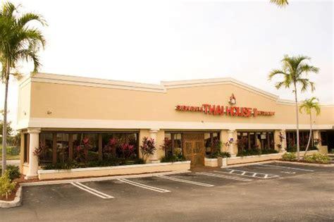 Thai House Miami Menu Thai House 2 North Miami Beach Menu Prices