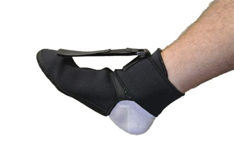 plantar fasciitis soft night splint ebay