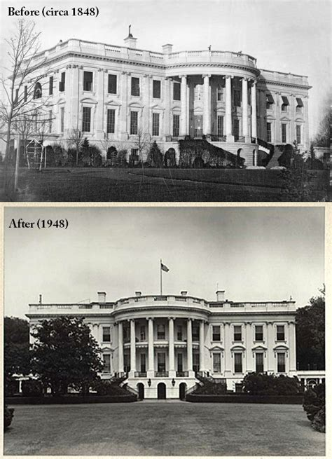president trumans  controversial white house redesign shaw contract group design
