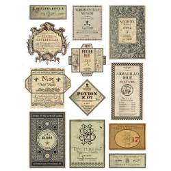 potion label template apothecary jar labels harry