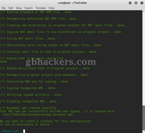 kali linux rat tutorial kali linux tutorial android rat to hack targeted android