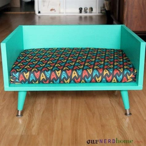 mid century modern dog bed mid century modern style pet bed 183 how to make a pet bed