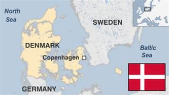 World Map Denmark by Denmark Country Profile Bbc News
