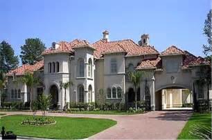 Split Plan House Luxury Home Plans Mediterranean House Design 134 1382
