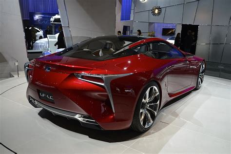 lexus lf lc white lexus lf lc confirmed to enter production cheaper than