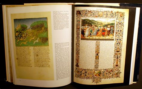 illuminated manuscripts the book before gutenberg rb