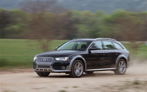 Audi A4 2014 Test by Audi A4 Allroad 2014 Image 7