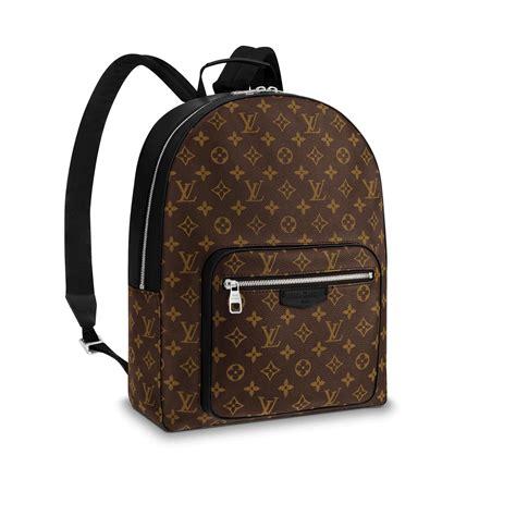 Louis Vuittonn Backpack josh monogram macassar canvas s bags louis vuitton