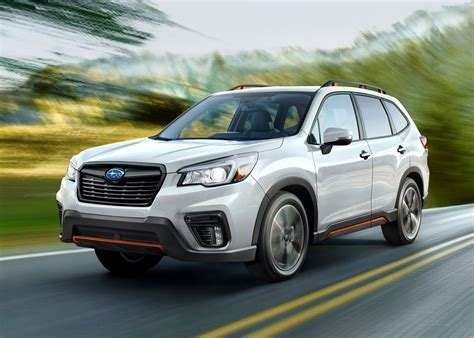 Dimensions Of 2019 Subaru Forester by 2020 Subaru Forester Dimensions Changes 2019 Suvs