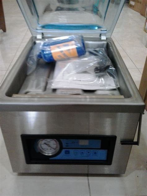 Mesin Vacuum Sealer Mini mesin vacuum sealer duta mesindo