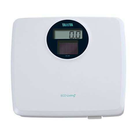 tanita bathroom scales tanita hs 302 white solar powered digital bathroom scale cep