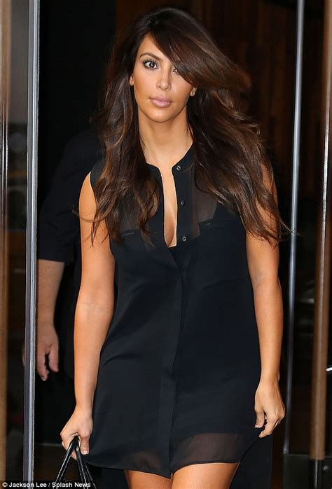 for once kim kardashian stepped out in an outfit we didnt want to katching my i kim kardashian steps out in a transparent
