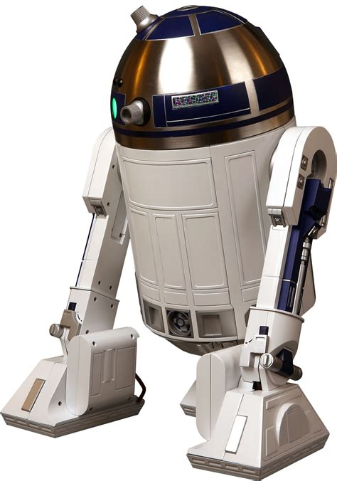 Speaker Advance R2 build r2 d2 wars 1 2 scale model modelspace