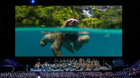 Announces Live Earth Concert Event by David Attenborough S Planet Earth Ii Live In Concert