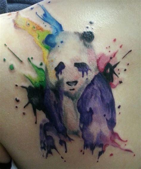 tattoo panda geometrico 1000 ideas about panda tattoos on pinterest tattoos