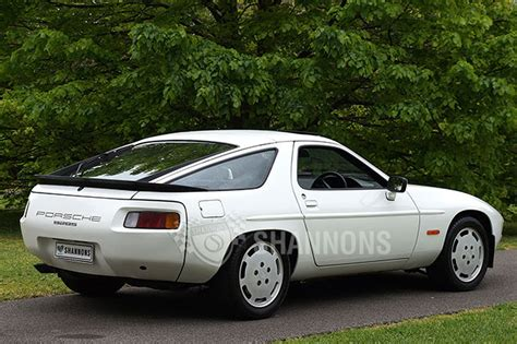 porsche 928 white sold porsche 928s coupe auctions lot 6 shannons