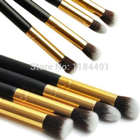 1 Pcs Kuas Eyeshadow Brush Eyeshadow Applicator 1set 4pcs professional eye brushes set eyeshadow