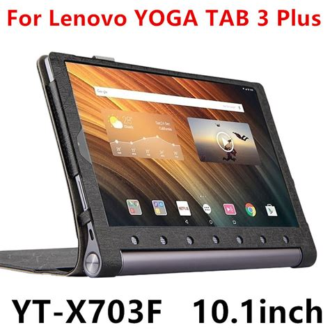 Tablet Lenovo Tab 3 Plus for lenovo tab 3 plus protective smart cover leather tablet for tab3 plus yt