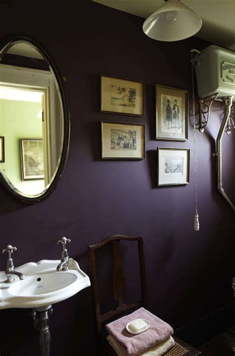 dark purple bathrooms 5 of the best dark mysterious bathroom ideas the