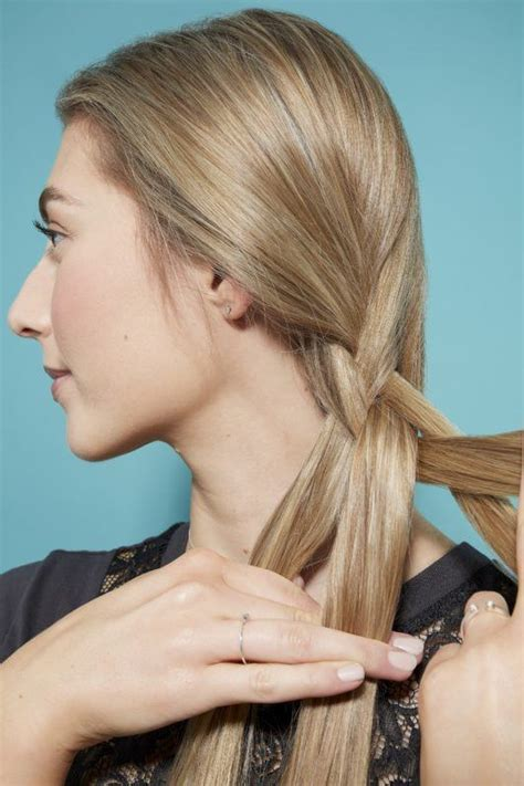 four strand braid tutorial the easy to master braid of the season